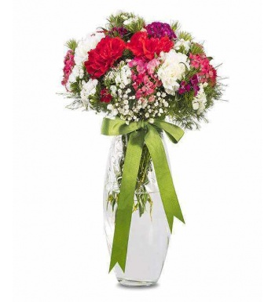 Vazoda Bahar Çiçekleri