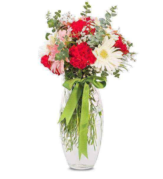 Vazoda Sevgi Çiçekleri